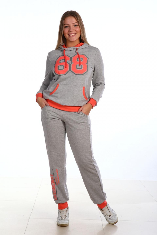 Костюм женский Лида толстовка и брюки<br><br>Размер: 44