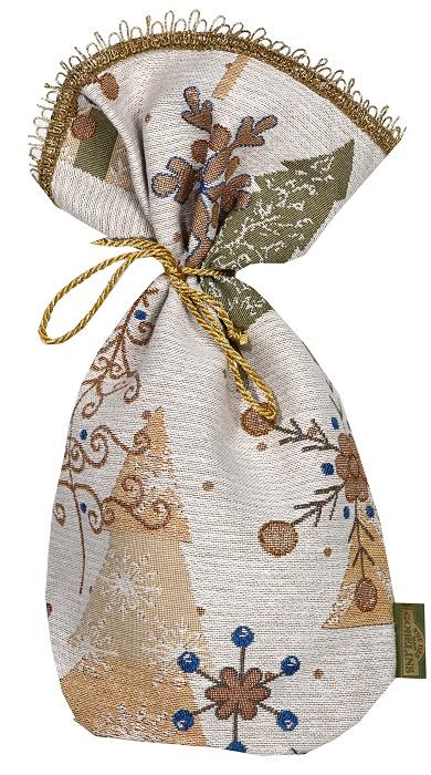 Мешок гобеленовый для подарков РеверансСувениры<br><br><br>Размер: 35х23 см.