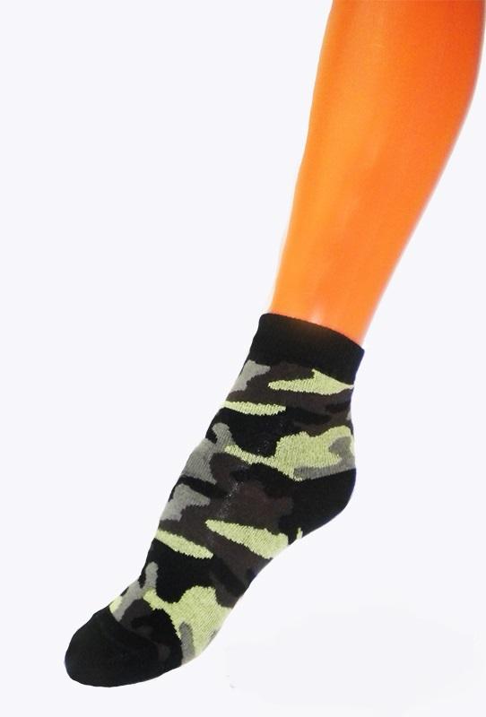 Носки детские Милитари для мальчикаНоски, гольфы<br><br><br>Размер: 22-24