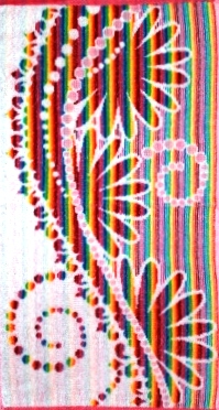 Полотенце махровое Рафаэлло 30х60Подарки на Новый год и Рождество<br><br><br>Размер: 30х60