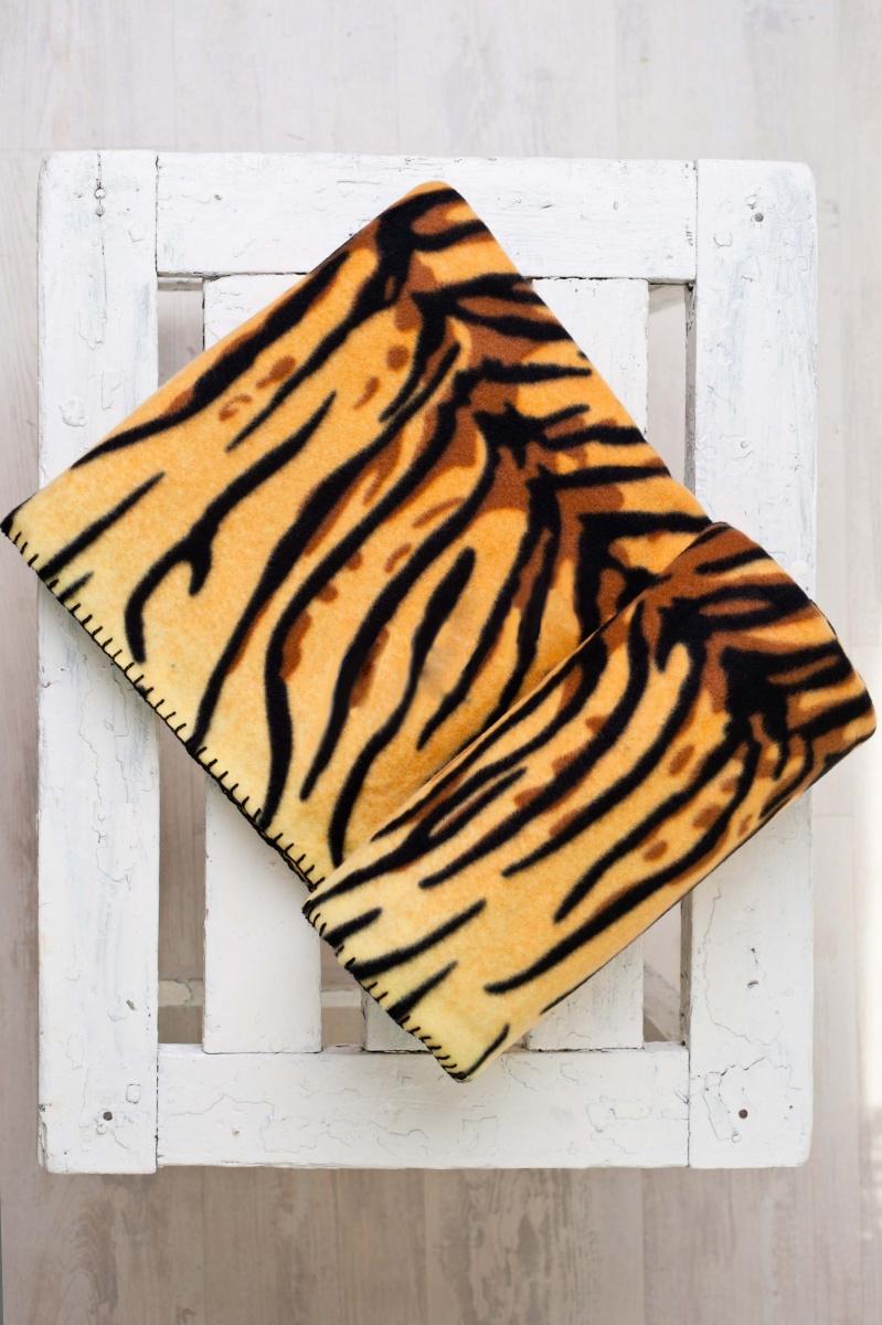 Плед флисовый  ТигровыйДетские покрывала, пледы и наволочки<br><br><br>Размер: 200*220