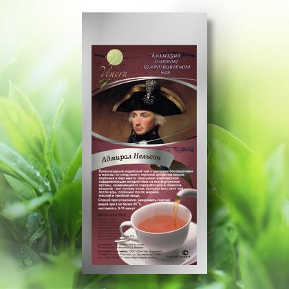 Чай Адмирал НельсонЧерный чай<br><br>