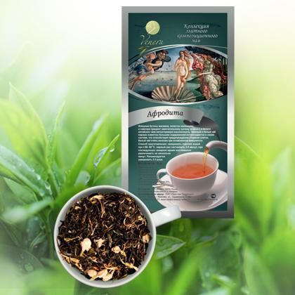 Чай АфродитаСмешанный чай<br><br>