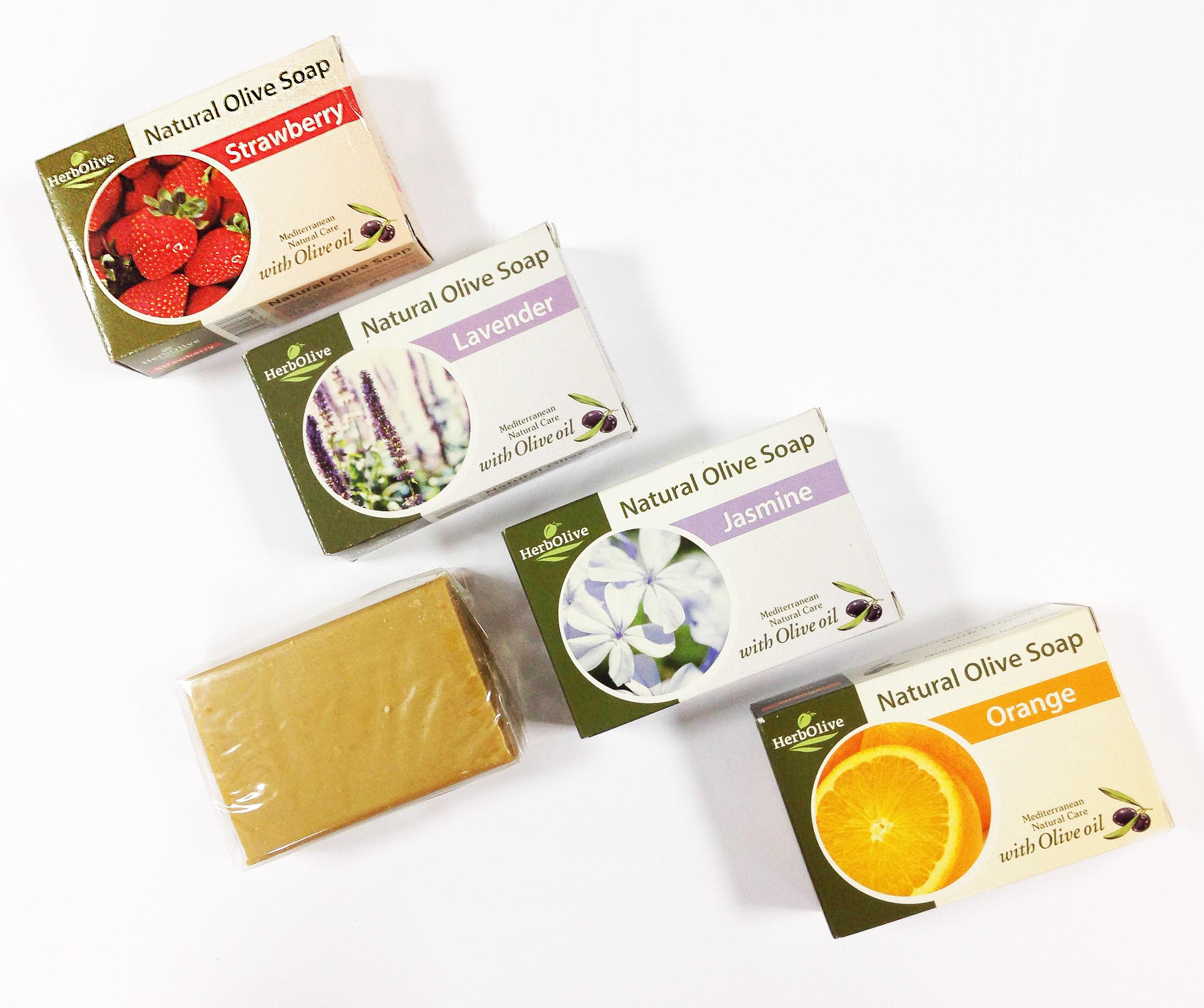 Мыло натуральное на оливковом маслеУход за телом<br><br><br>Размер: Жасмин