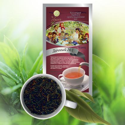 Чай Дачный №1Подарки к Пасхе<br><br>