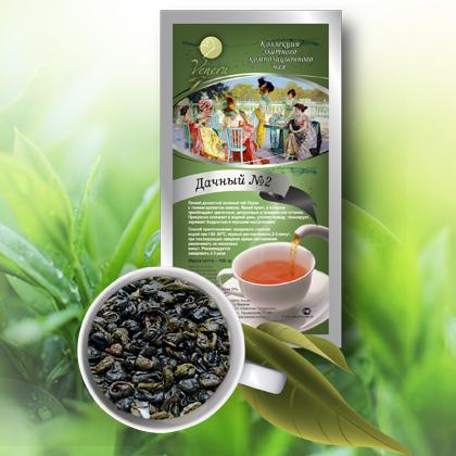 Чай Дачный №2Подарки к Пасхе<br><br>