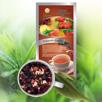 Чай Озорной фруктТравяные и фруктовые смеси<br><br>
