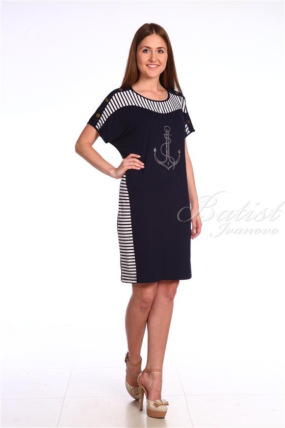 Платье женское БризКоллекция ВЕСНА-ЛЕТО<br><br><br>Размер: 60