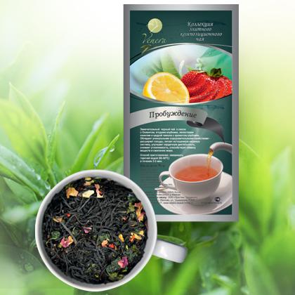 Чай ПробуждениеСмешанный чай<br><br>
