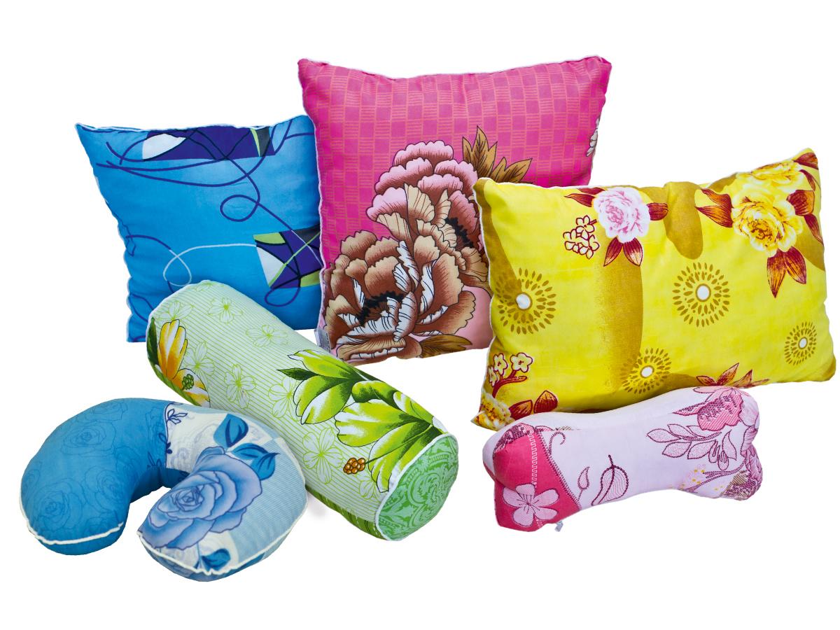 Подушка Файбертекс (в полиэстере)Детские одеяла и подушки<br><br><br>Размер: подголовник 30х30