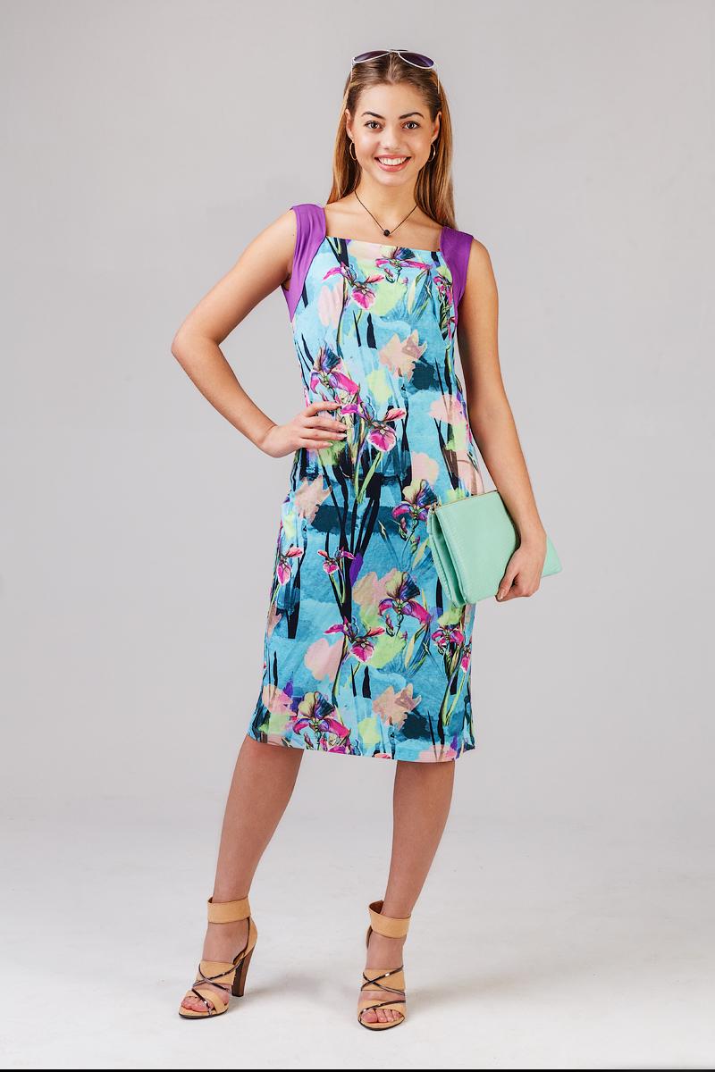 Платье женское ИрисыПлатья<br><br><br>Размер: 48