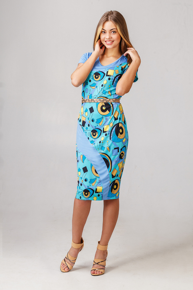 Платье МодернПлатья<br><br><br>Размер: 50