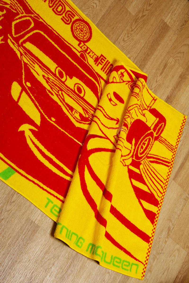 Детское полотенце Formula RacerДетские полотенца<br><br><br>Размер: 70*130