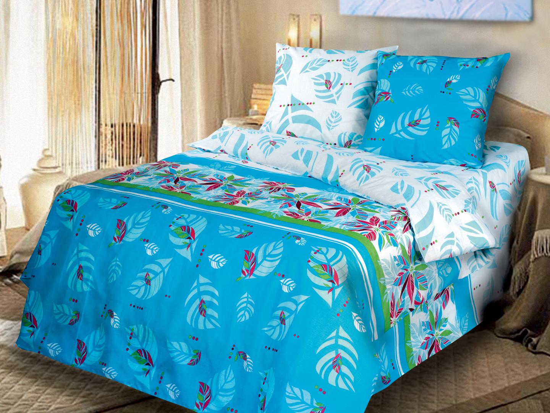 Комплект постельного белья ПритяжениеПоликоттон<br><br><br>Размер: 2-спальный (наволочки (2 шт.) - 50х70)