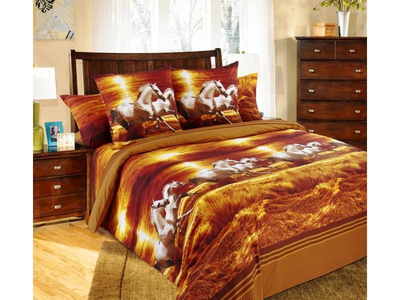 Комплект постельного белья АллюрБязь<br><br><br>Размер: Семейный(2 нав.)