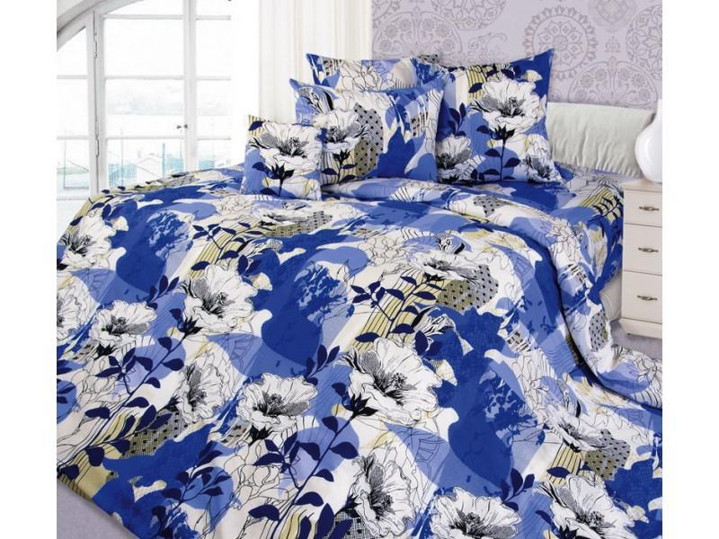 Комплект постельного белья АнтуражБязь<br><br><br>Размер: Евро1(2 нав. 70х70)