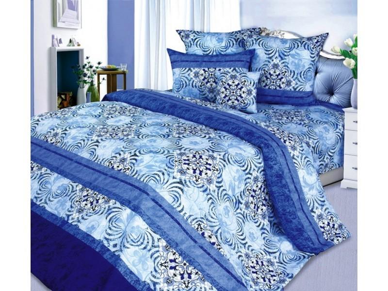 Комплект постельного белья АртистикБязь<br><br><br>Размер: Евро1(2 нав. 70х70)