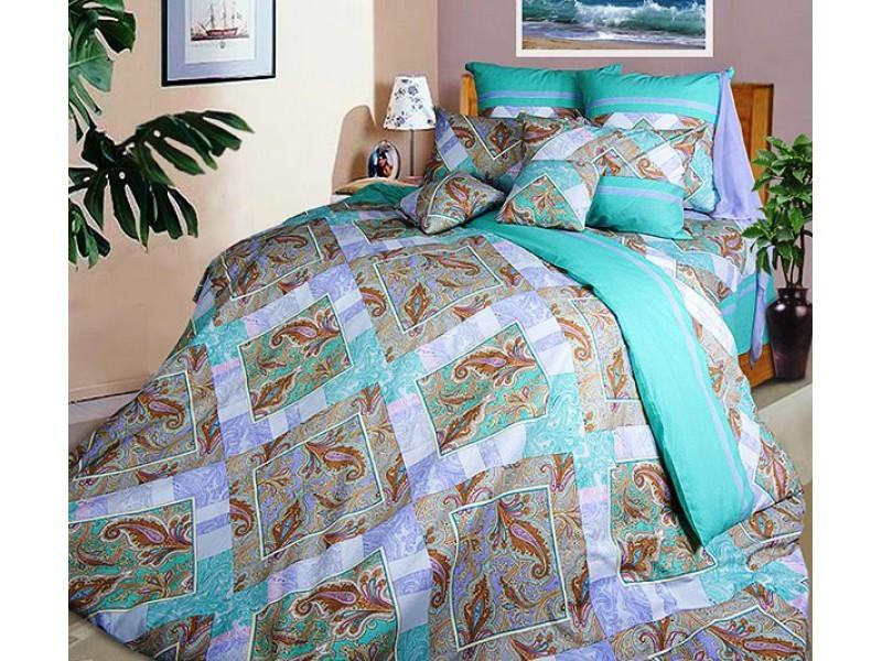 Бахчисарай - комплект постельного белья из бязиБязь<br><br><br>Размер: Евростандарт (2 нав.70х70)