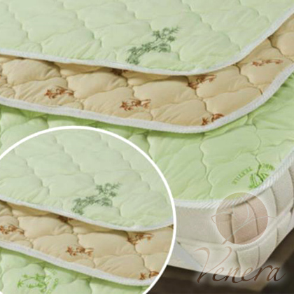 Наматрасник Бамбуковое волокноДетские одеяла и подушки<br><br><br>Размер: 200х160