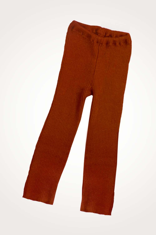 Рейтузы детские шерстяные Однотонные-2Тёплый детский трикотаж<br><br><br>Размер: 98