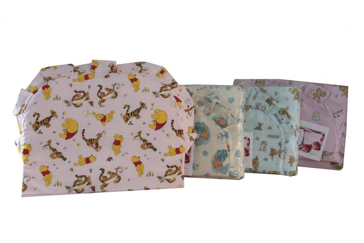 Бампер в детскую кроватку Сладкий сонКомплекты в коляску, кроватку<br><br><br>Размер: Голубой