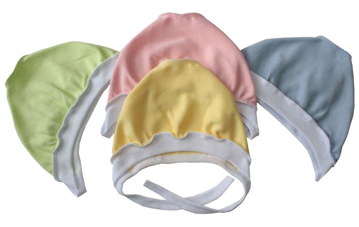 Чепчик детский РомашкаЧепчики, шапочки<br><br><br>Размер: 42