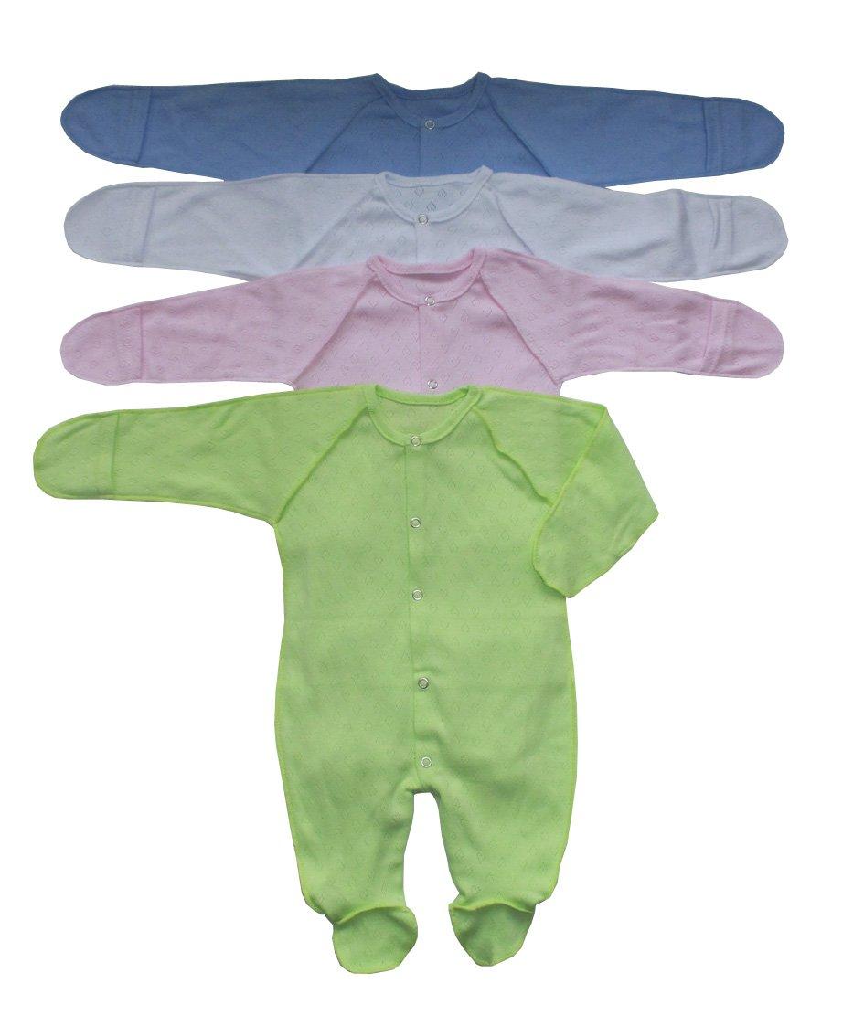Комбинезон детский Крошка с длинным рукавомКомбинезоны и полукомбинезоны<br><br><br>Размер: Зеленый