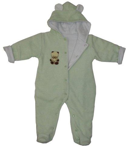 Комбинезон детский Teddy с капюшономКомбинезоны и полукомбинезоны<br><br><br>Размер: Рост 62 (размер 20)