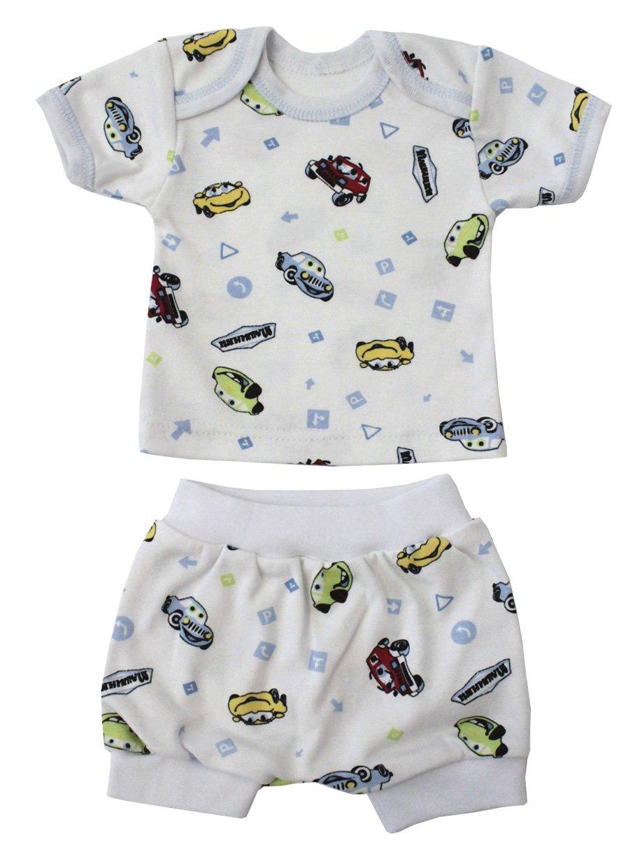 Комплект детский Весёлые гонки для мальчикаКостюмы, комплекты одежды<br><br><br>Размер: Рост 74 (размер 24)