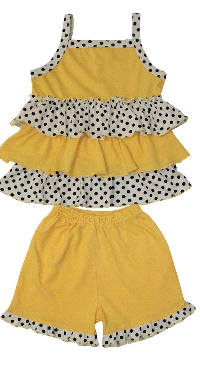 Костюм для девочки БабочкаКомплекты и костюмы<br><br><br>Размер: Желтый