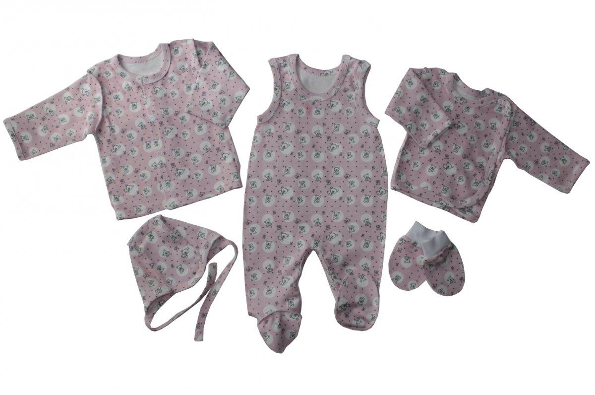 Набор одежды для новорожденного Мамина радостьКостюмы, комплекты одежды<br><br><br>Размер: Рост 62 (размер 20)