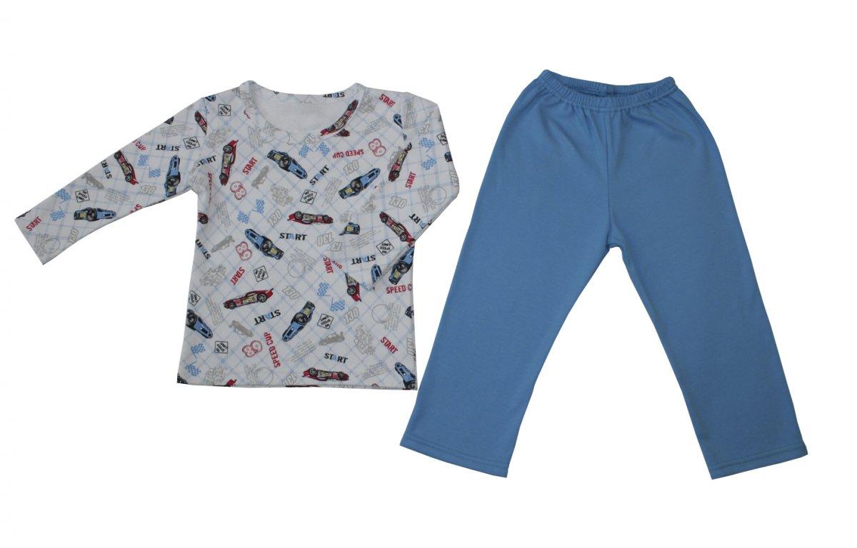 Пижама детская Старт для мальчикаХалаты и пижамы<br><br><br>Размер: 116-122