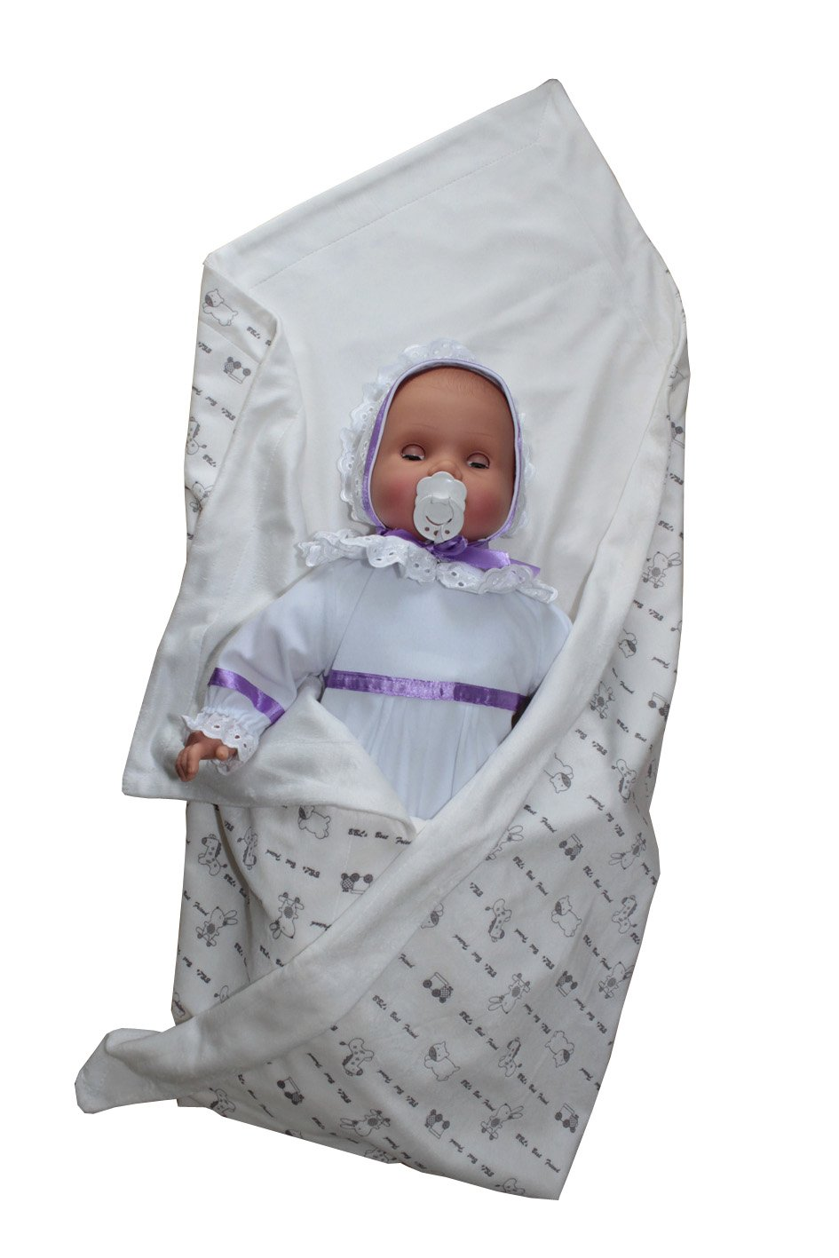 Плед детский ОблачкоДетские одеяла и подушки<br><br><br>Размер: Розовый