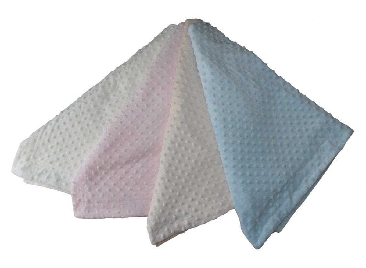 Плед детский ПушинкаДетские одеяла и подушки<br><br><br>Размер: Розовый