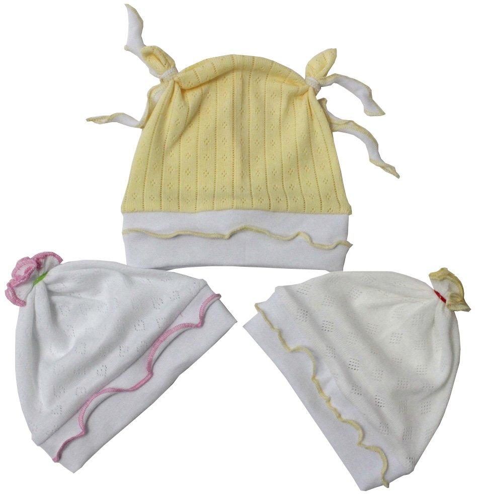 Шапочка детская КрошкаЧепчики, шапочки<br><br><br>Размер: Желтый