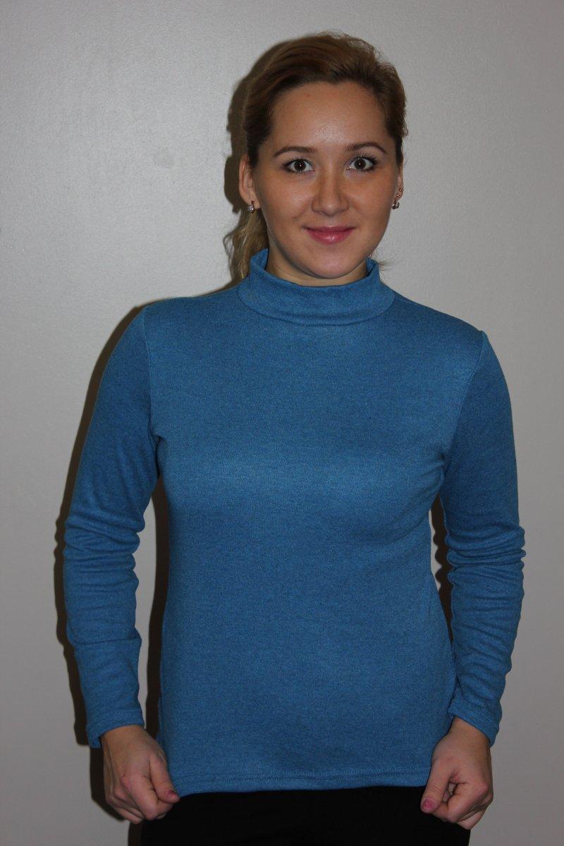 Водолазка женская Инна с воротником-стойкойКоллекция ОСЕНЬ-ЗИМА<br><br><br>Размер: 50