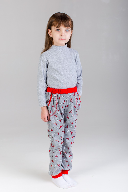 Брюки Бинго детскиеБрюки, штаны, шорты<br><br><br>Размер: 34