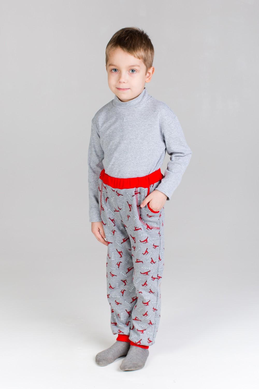 Брюки Бинго подростковыеБрюки, штаны, шорты<br><br><br>Размер: 36 (рост 134 см)