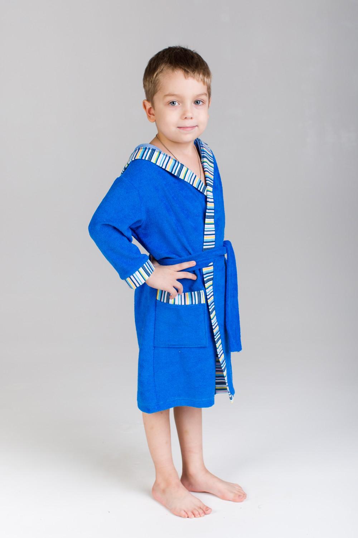 Халат подростковый Артём для мальчикаКоллекция ОСЕНЬ-ЗИМА<br><br><br>Размер: 40 (рост 152 см)