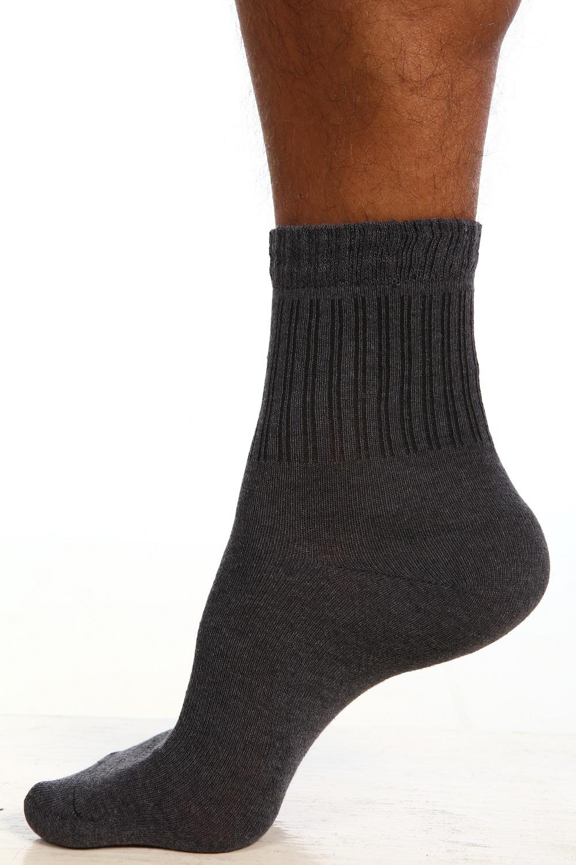 Носки мужские Феникс (упаковка, 12 штук)Носки<br><br><br>Размер: Серый