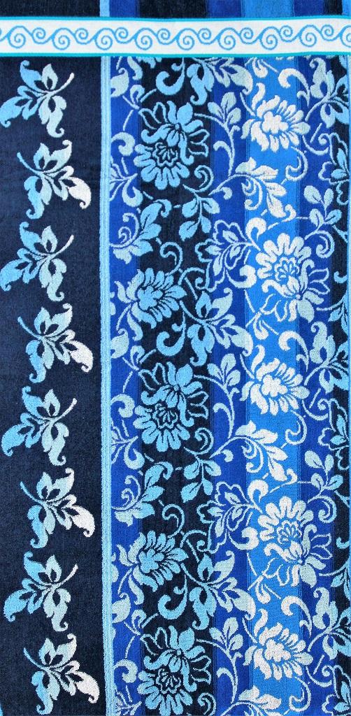 Полотенце махровое жаккардовое Аленький цветочек банноеДля бани и сауны<br><br><br>Размер: 70х140 см