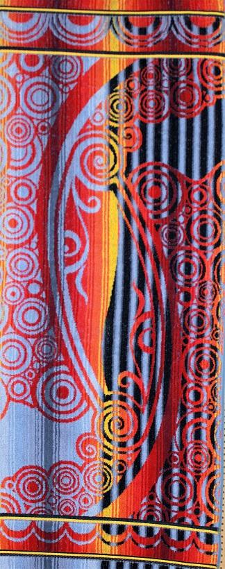 Полотенце махровое жаккардовое ЭйфорияПодарки на День рождения<br><br><br>Размер: 50х120 см