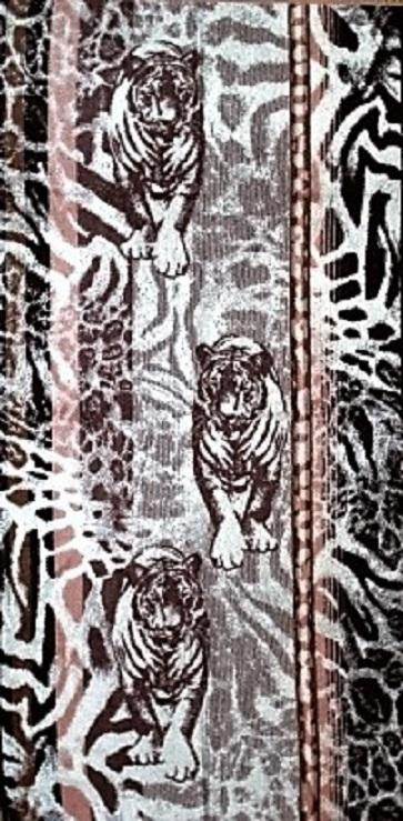 Полотенце махровое жаккардовое Этнос банноеПодарки на День рождения<br><br><br>Размер: 70х140 см