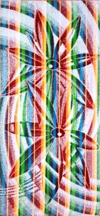 Полотенце махровое жаккардовое ЛюпиныДля всей семьи<br><br><br>Размер: 50х100 см