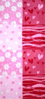 Полотенце махровое жаккардовое РомантикаДля всей семьи<br><br><br>Размер: Сердечки