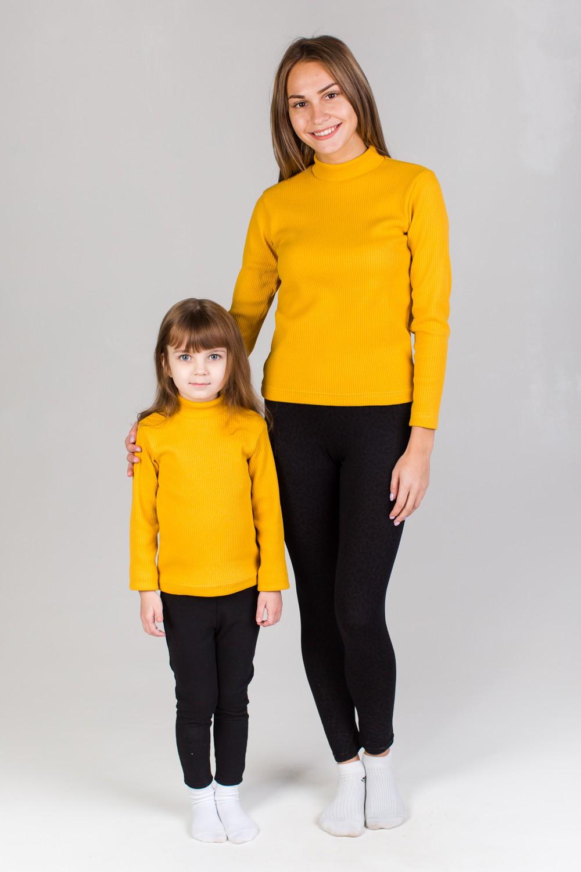Водолазка Лилия женская и детскаяСемья<br><br><br>Размер: 44