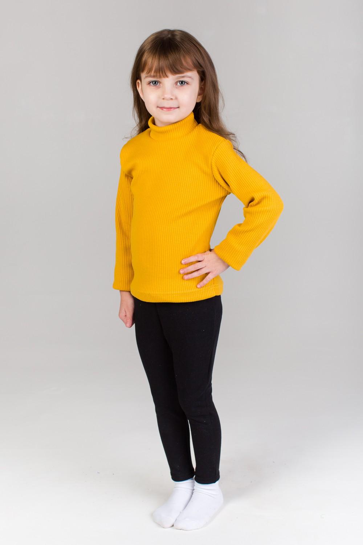 Водолазка детская Лилия для девочекКоллекция ОСЕНЬ-ЗИМА<br><br><br>Размер: 26
