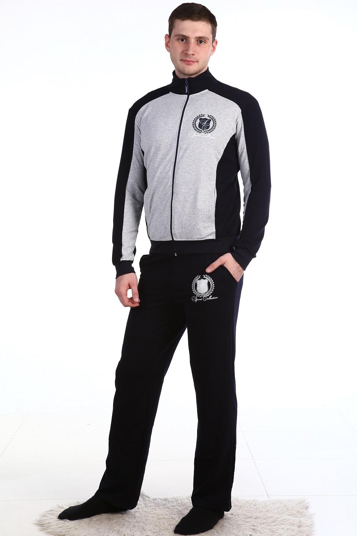 Костюм мужской Сокол толстовка на молнии и брюкиКостюмы<br><br><br>Размер: 58