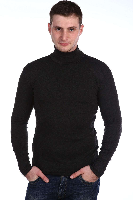 Водолазка мужская Рыцарь с длинными рукавамиДжемперы, свитеры, толстовки<br><br><br>Размер: 52