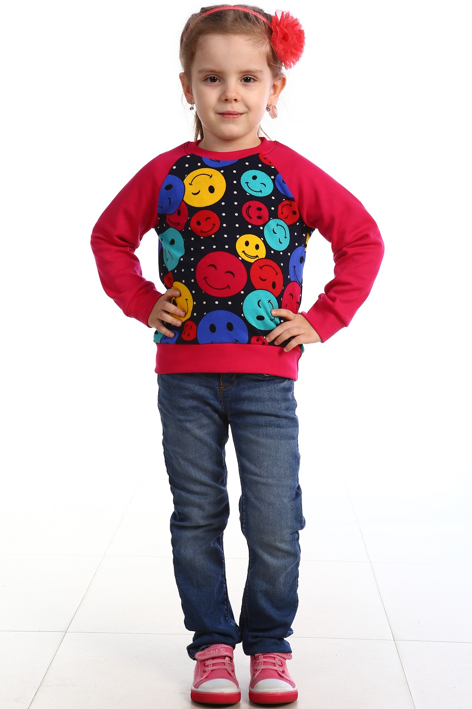 Толстовка детская МурзилкаКофточки и туники<br><br><br>Размер: 40 (рост 152 см)